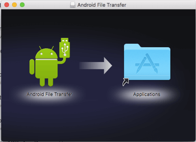 Android File Transfer Screenshot 1