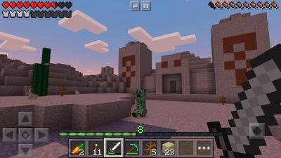 Minecraft Pocket Edition Screenshot 2