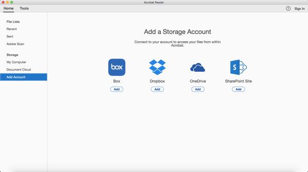 Adobe Reader Screenshot 4