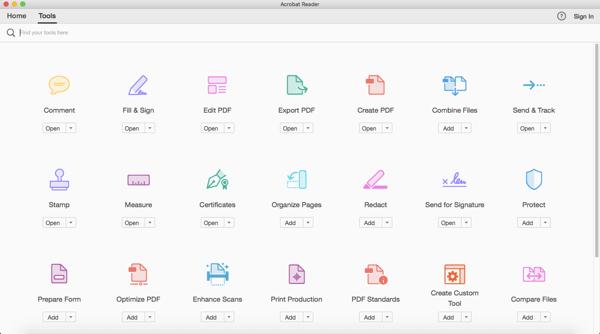 Adobe Reader Screenshot 5