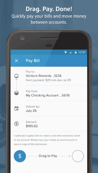 Capital One Screenshot 4