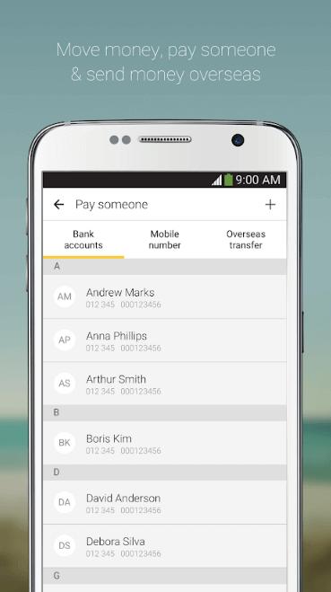 CommBank Screenshot 3