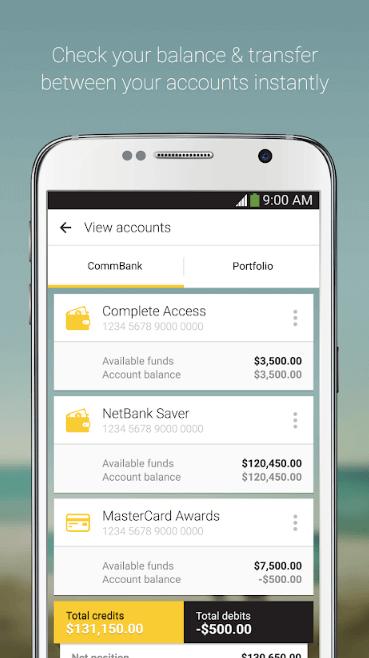 CommBank Screenshot 4