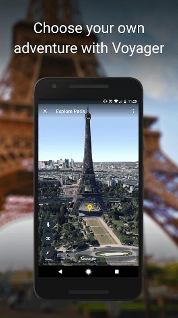 Google Earth Screenshot 5