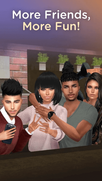 IMVU Screenshot 5