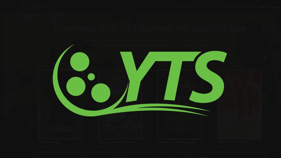 YIFY YTS