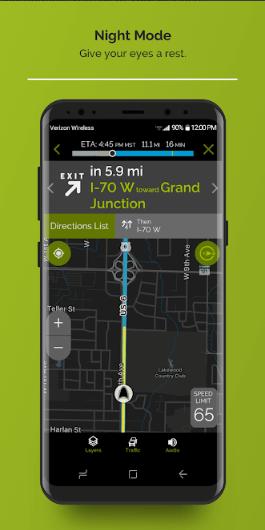 screenshot mapquest 5
