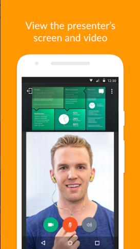 GoToMeeting Screenshot 2