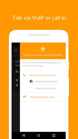 GoToMeeting Screenshot 4