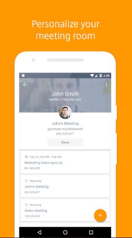 GoToMeeting Screenshot 5