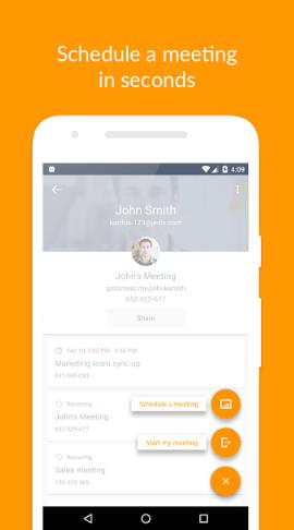 GoToMeeting Screenshot 6