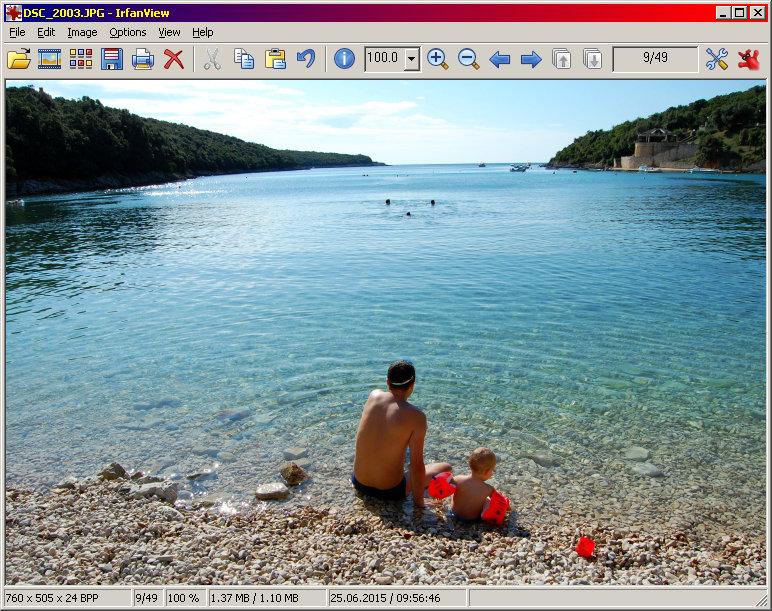 IrfanView Screenshot 1