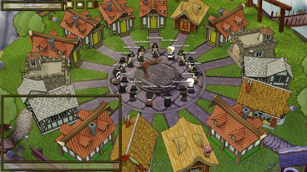 Town of Salem Screenshot 2