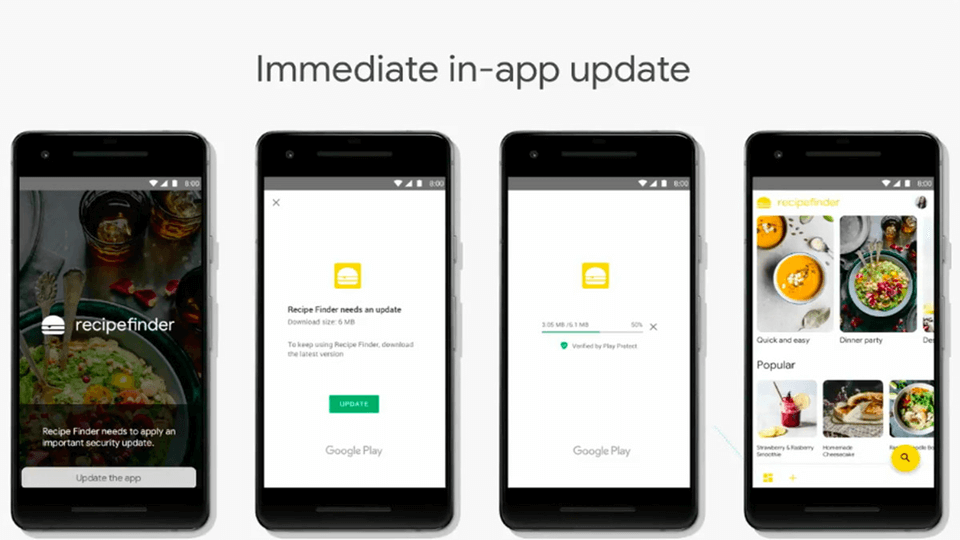 Google announces new updates features for Android apps - ooVoo